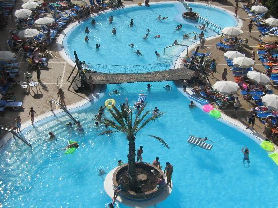 GF Fanabe: Main Pool