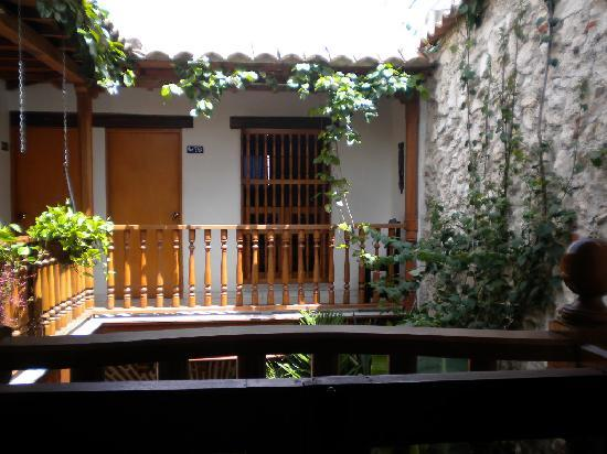 Casa Villa Colonial: Great little view from our room.