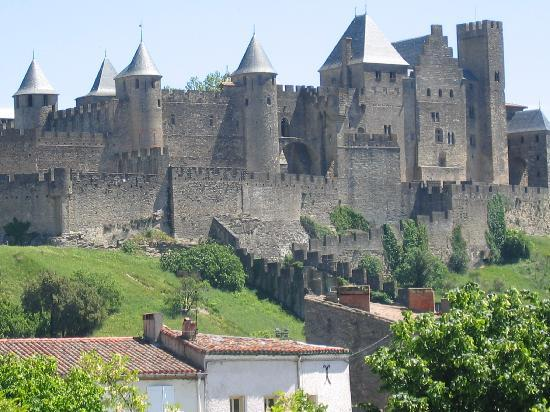 Trausse, France: Carcassonne