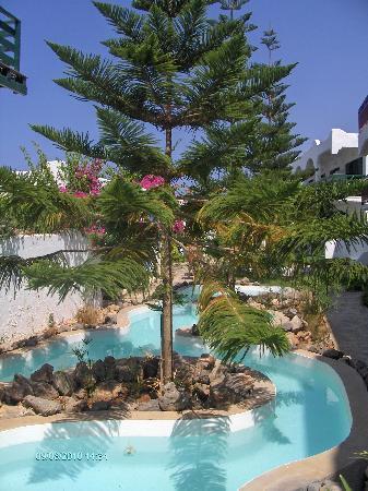 Mitsis Rinela Beach Resort & Spa : bcq de nature