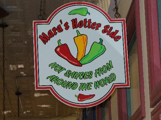 Mara's Hotter Side: Sign