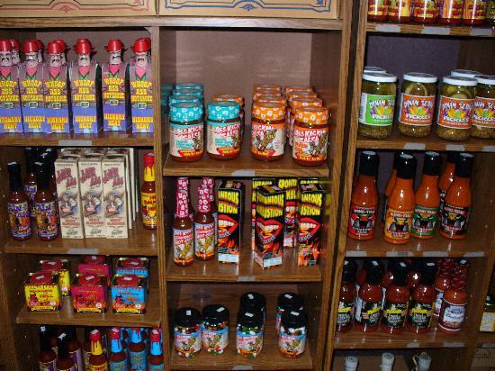 Mara's Hotter Side: Ya Baby More Hot Sauce