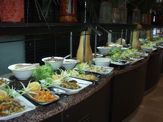 Novum Garden Side: Buffet Salate