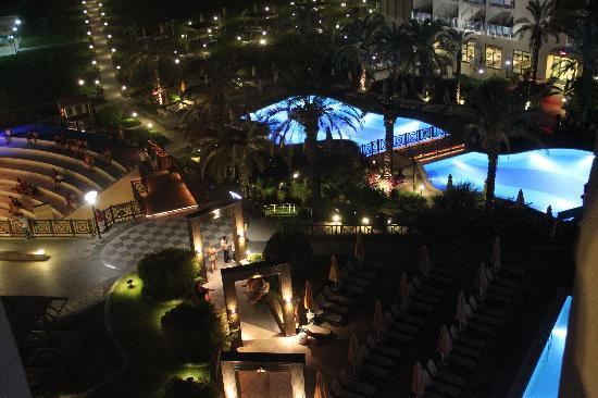Novum Garden Side: Hotelanlage