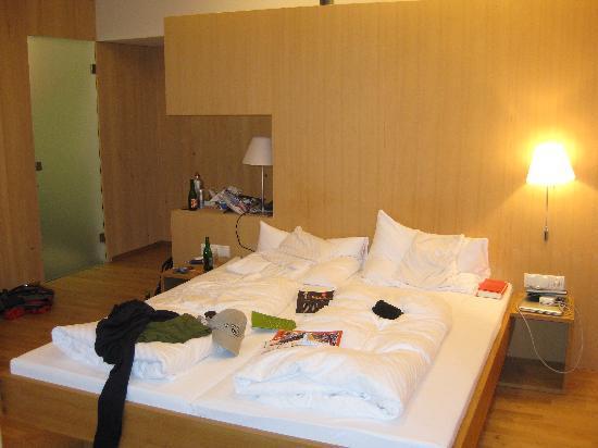 Hotel Schwanen im Bregenzerwald: Zimmer