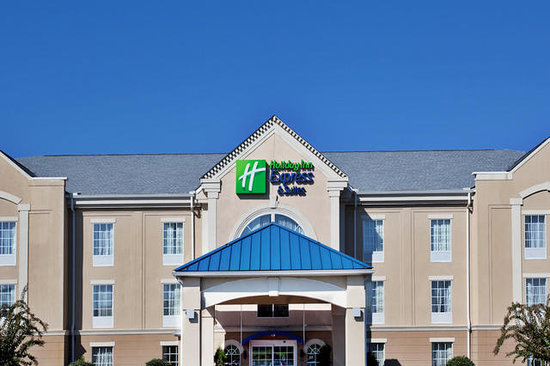 Holiday Inn Express & Suites Orangeburg : WELCOME TO YOUR HOME AWAY FROM HOME