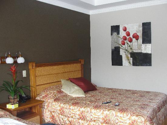 Hotel Ladera: Hotel Room