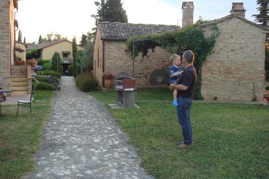 Montespertoli, Italy: Agriturismo Montalbino