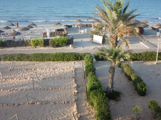 Veduta Dalla Mia Terrazza Picture Of Al Jazira Beach Spa