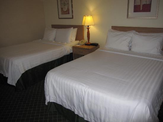 Fairfield Inn & Suites Memphis Southaven: Beds