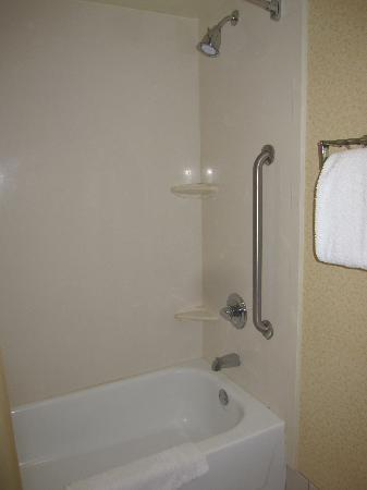 Fairfield Inn & Suites Memphis Southaven: Bathroom