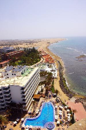IFA Faro Hotel: FOTO HOTEL 1