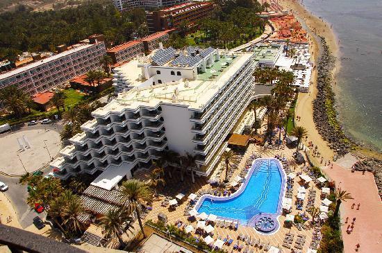 IFA Faro Hotel: FOTO HOTEL 2
