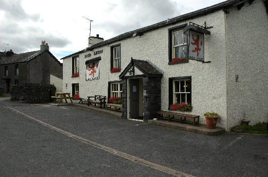 Red Lion Inn: In the country near Lowick