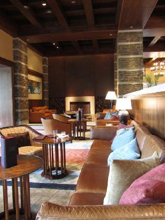 The Ritz-Carlton, Dove Mountain: Relaxing place within the lobby