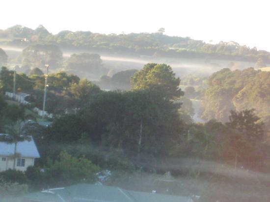 Egyptian Dream Retreat : Mystical misty over Maleny-views from Isis & Ra suites