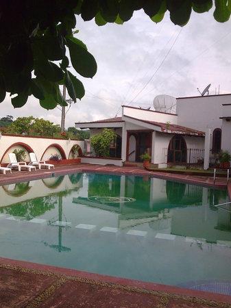Hotel Gran Santiago Plaza Confort : Hotel Gran Santiago Plaza. Santiago Tuxtla. Veracruz. Mexico