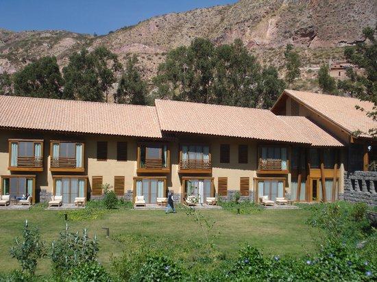 Tambo del Inka, A Luxury Collection Resort & Spa, Valle Sagrado: Vista exterior del Hotel