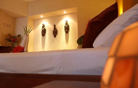 Manala Hotel: INTERIOR BUNGALLOW
