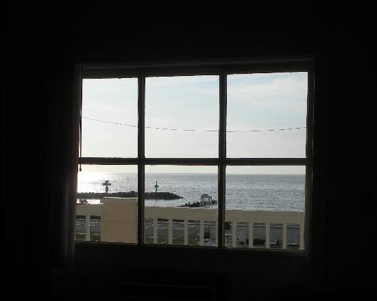 Sans Souci Motel: The view from our room