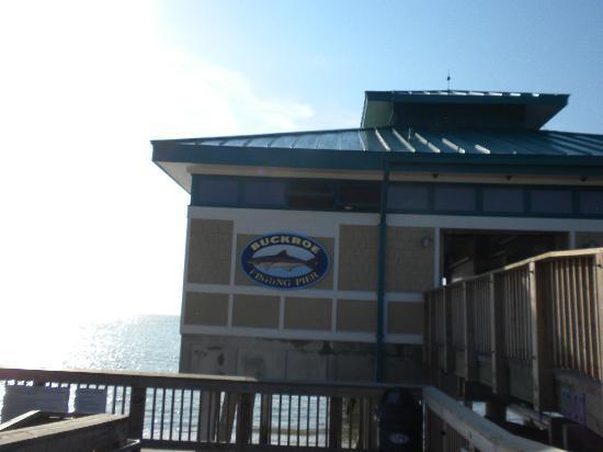 Sans Souci Motel : Buckroe Fishing Pier