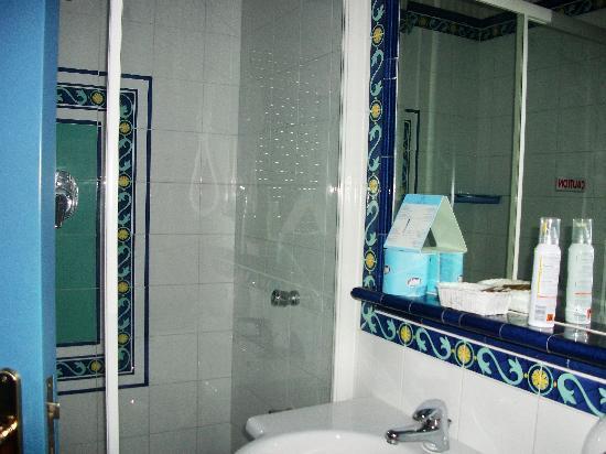Hotel Sole Maiori : bagno