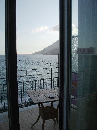Hotel Sole Maiori : vista dalla camera