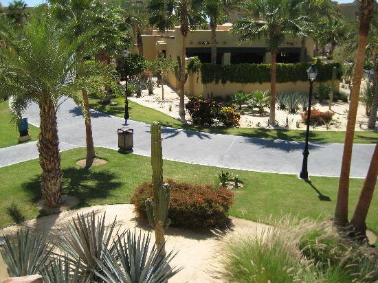 Garden View Picture Of Hotel Riu Santa Fe Cabo San Lucas Tripadvisor