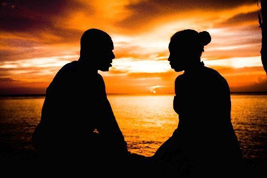 إكس تابي ريزورت: Beautiful Sunset...Happy Couple