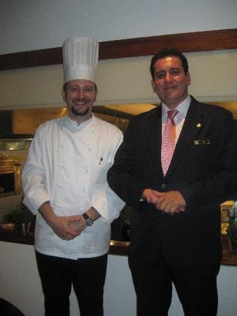 Alma Cocina: Chef Miguel and Francisco