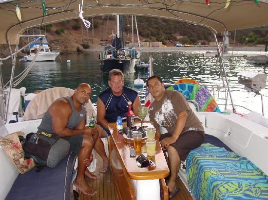 Day Sail San Diego: Buccaneer's Catilina 2009