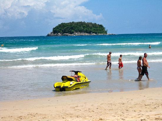 Metadee Resort and Villas: Beautiful Kata Beach