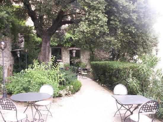 Bastide la Combe : The Breakfast Area