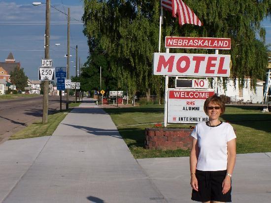 Rushville, NE: Nebraskaland Motel