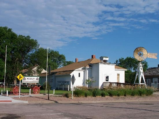 Rushville, NE: County Historical Society