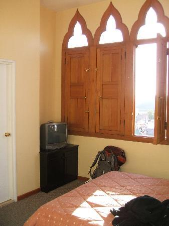 Posada el Castillo: Room Photo 3
