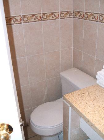 Posada el Castillo: Bathroom Photo 1