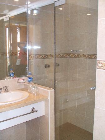 Posada el Castillo: Bathroom Photo 2