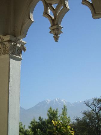 Posada el Castillo: Balcony View 2