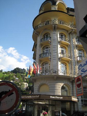 Europaeischer Hof Hotel Europe : Exterior