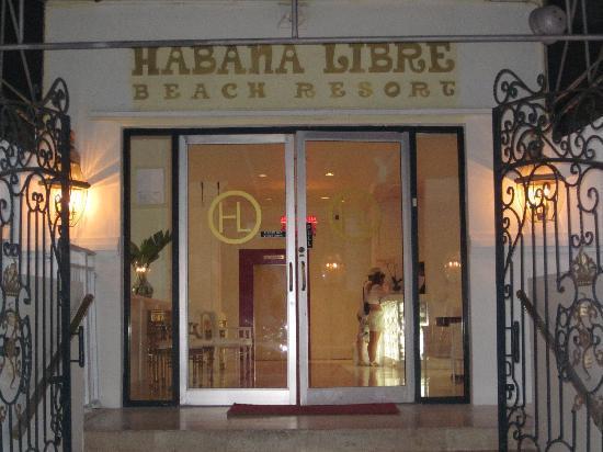 Red South Beach Hotel Habana Libre