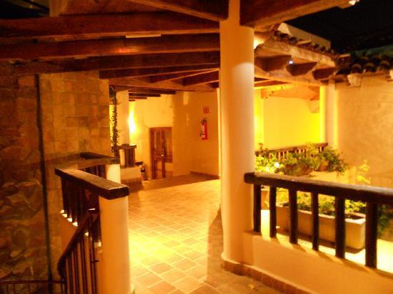 Hotel San Marcos: Primer piso