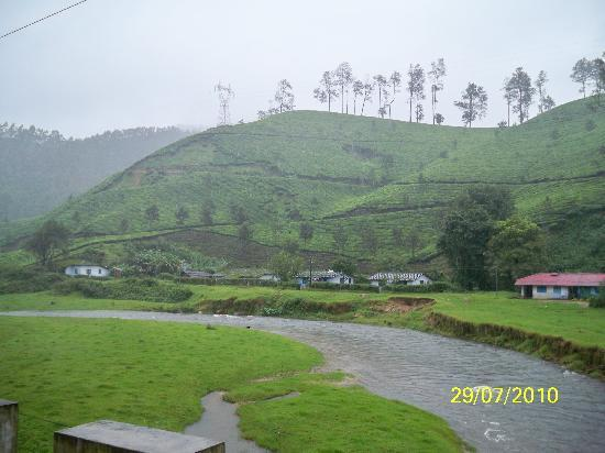 Munnar, Índia: Monsoon