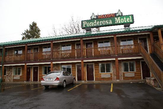 ‪‪Ponderosa Motel‬: Ponderosa Motel of Enterprise‬