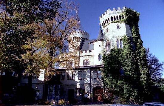 Meiningen, Tyskland: Schloss Landsberg