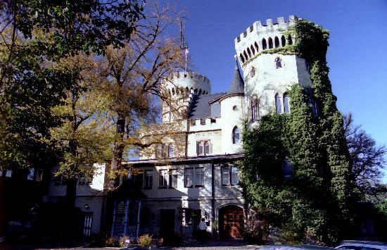 Meiningen, Germany: Schloss Landsberg