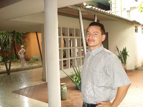 Hotel Casa del Sauce: Rodrigo