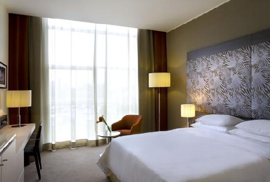 Sheraton Milan Malpensa Airport Hotel & Conference Centre: Double Room