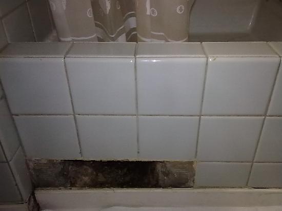 Hotel Confor'tel : Salle de bain