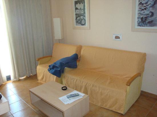 Hotel Best Reina: sofa